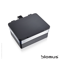 Menoto Bathroom Tissue Box with Mount | Blomus