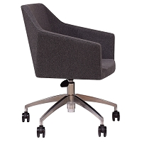 Mercer Office Chair Low Back | B&T