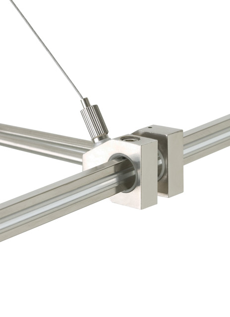 MonoRail Support Outside Rigger | Tech Lighting