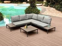 Shade Outdoor Set| Whiteline