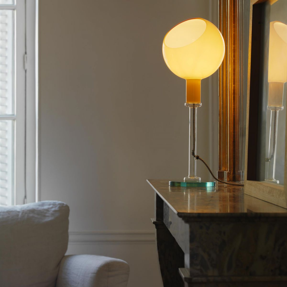 Parola Table Lamp | FontanaArte