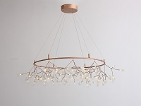 Zully Pendant Lamp| Whiteline
