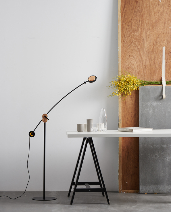 Planet Floor Lamp | Seed Design