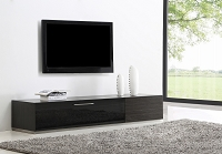 Producer TV Stand, Ebony | B-Modern