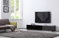 Producer TV Stand, Grey | B-Modern