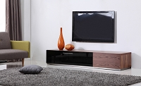 Producer TV Stand, Walnut | B-Modern
