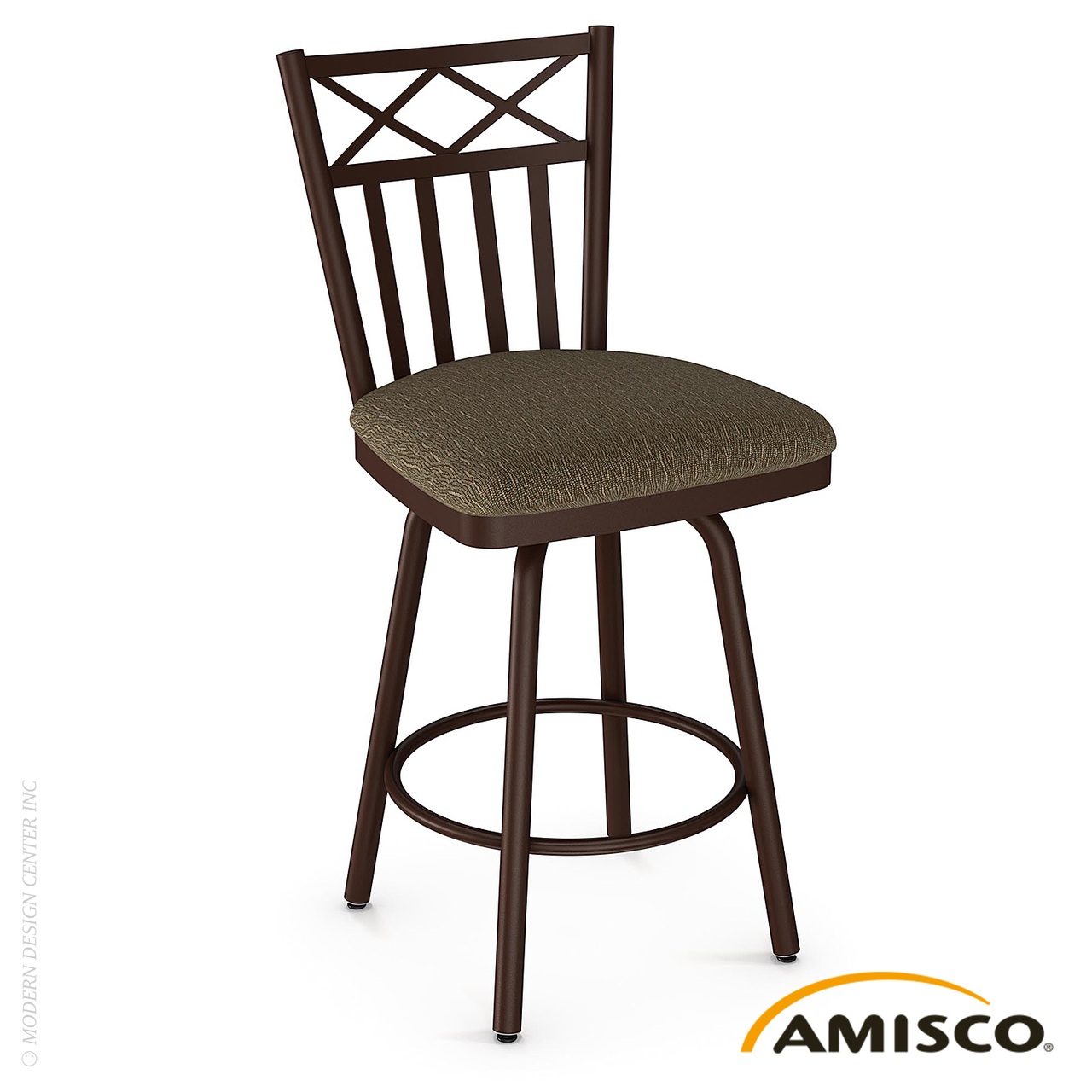 Wellington Swivel Stool | Amisco