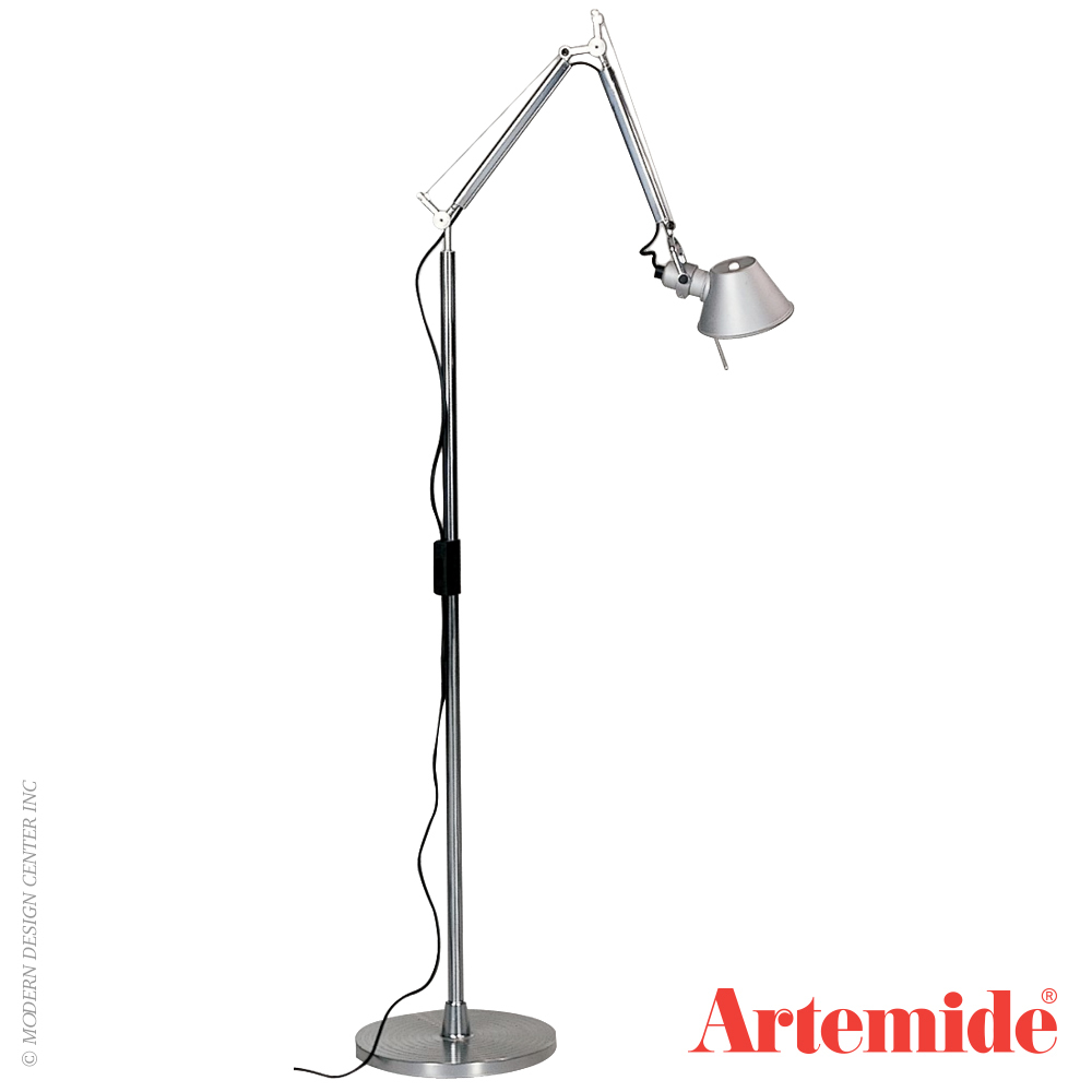 Tolomeo Mini LED Floor Lamp with Motion Sensor | Artemide