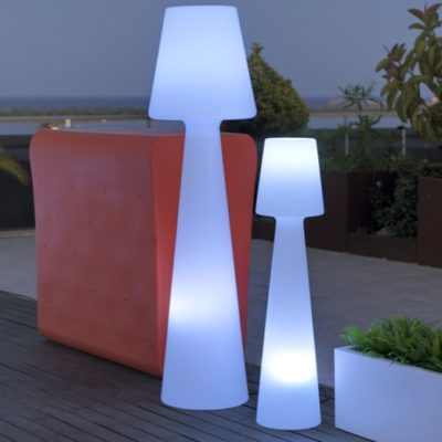 Ela L - Wired Floor Lamp | Artkalia