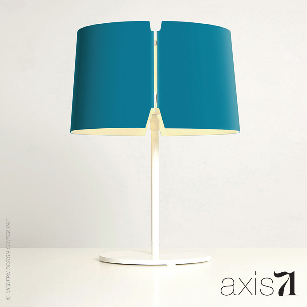 Manhattan Medium Round Table Lamp | Axis71