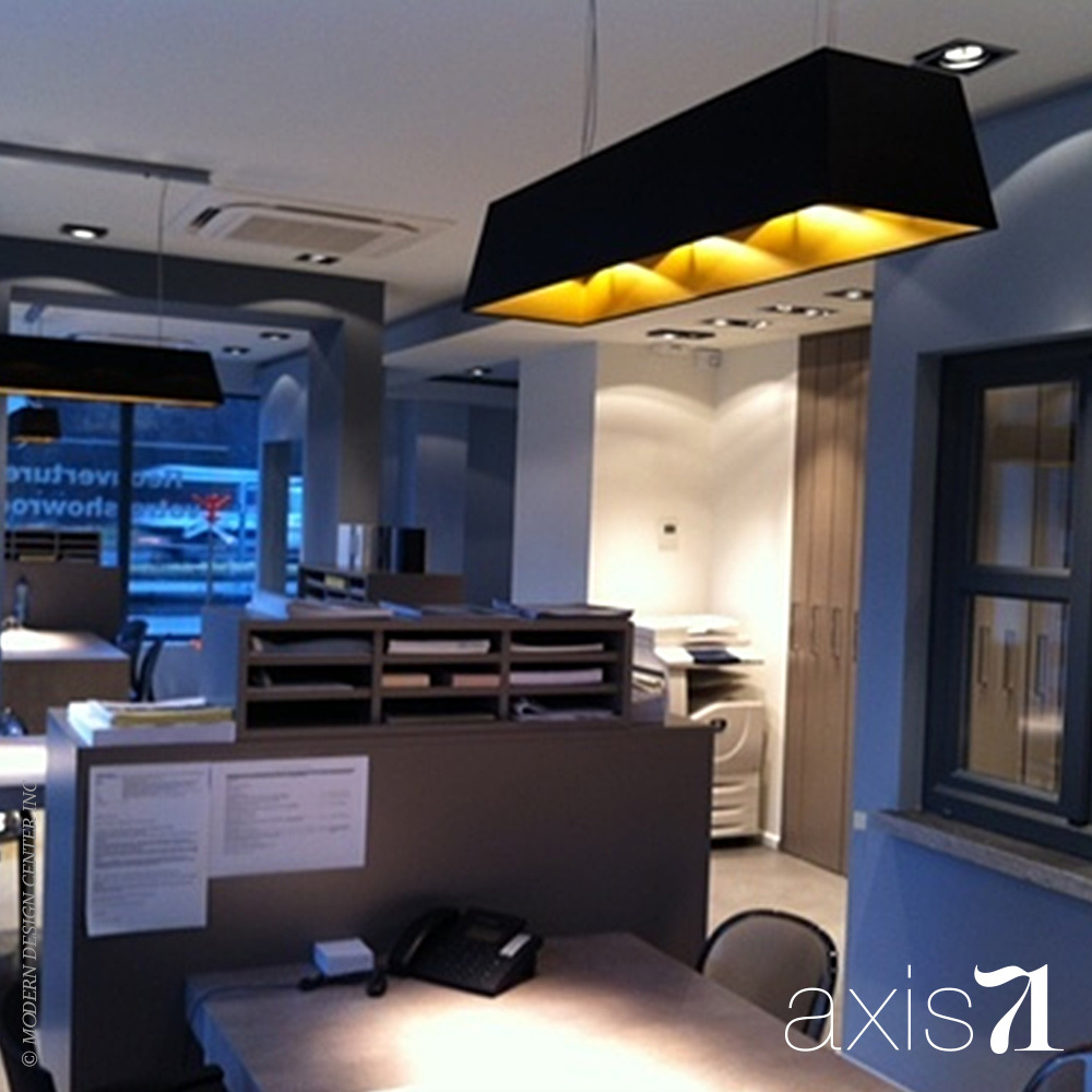 Memory Pendant Light Rectangular | Axis71