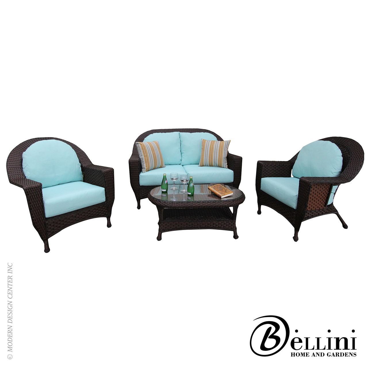 Classico 4-piece Deep Seating W82104 | Bellini