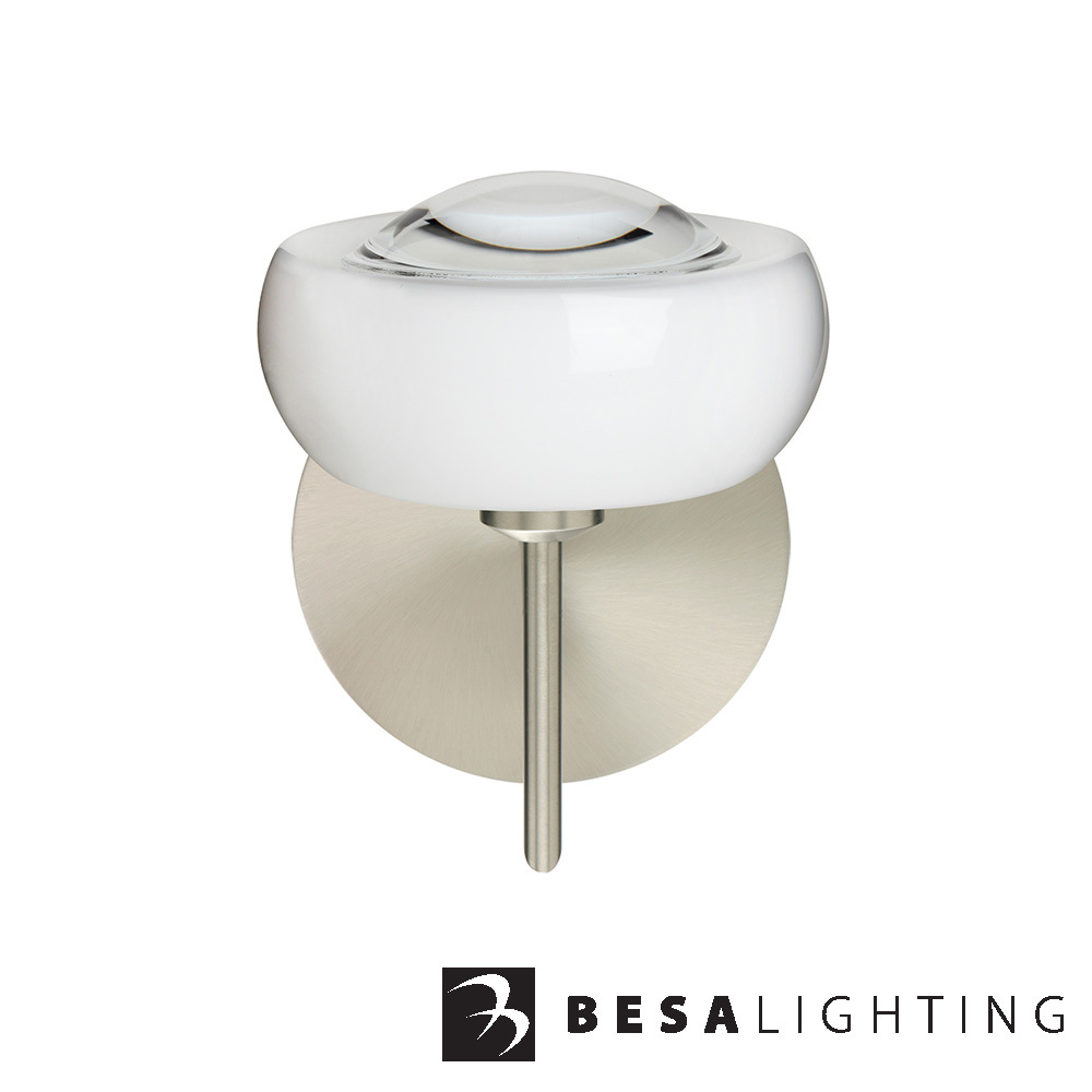Focus mini wall sconce besa lighting metropolitandecor quick view aloadofball Choice Image