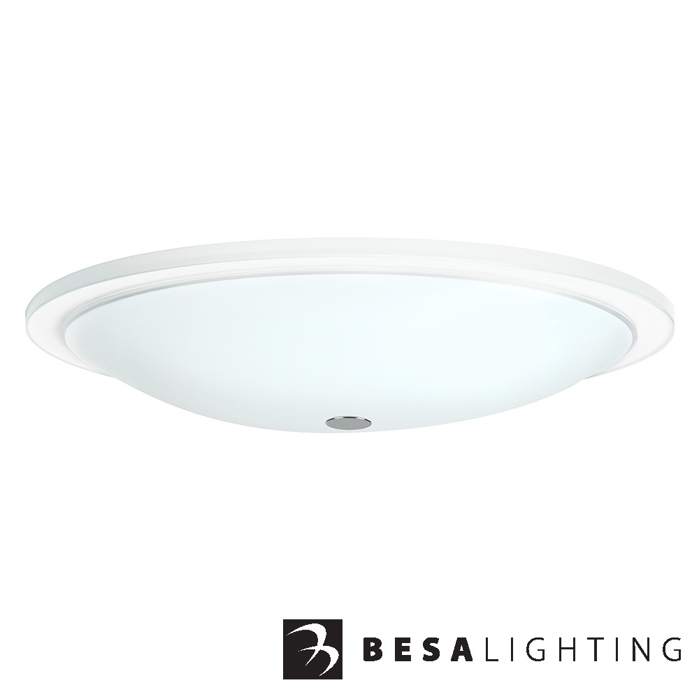 Manta Ceiling Light | Besa Lighting