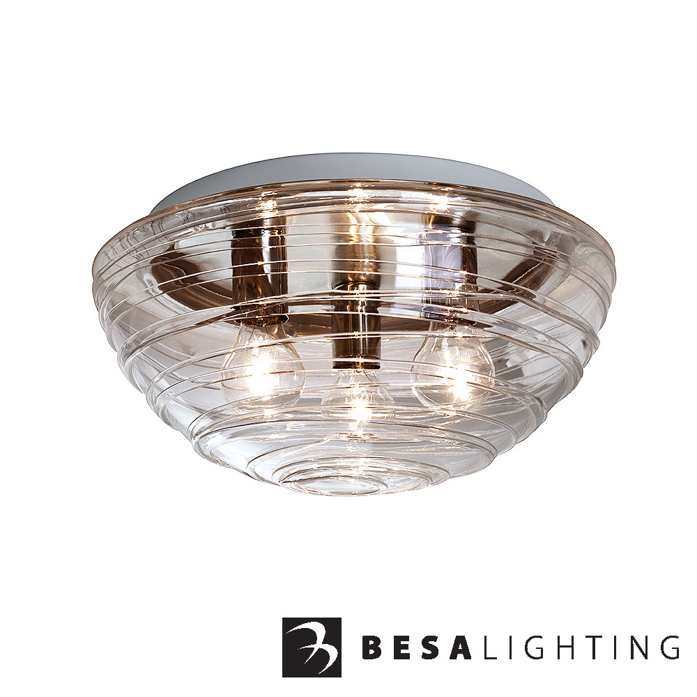 Wave Ceiling Light | Besa Lighting