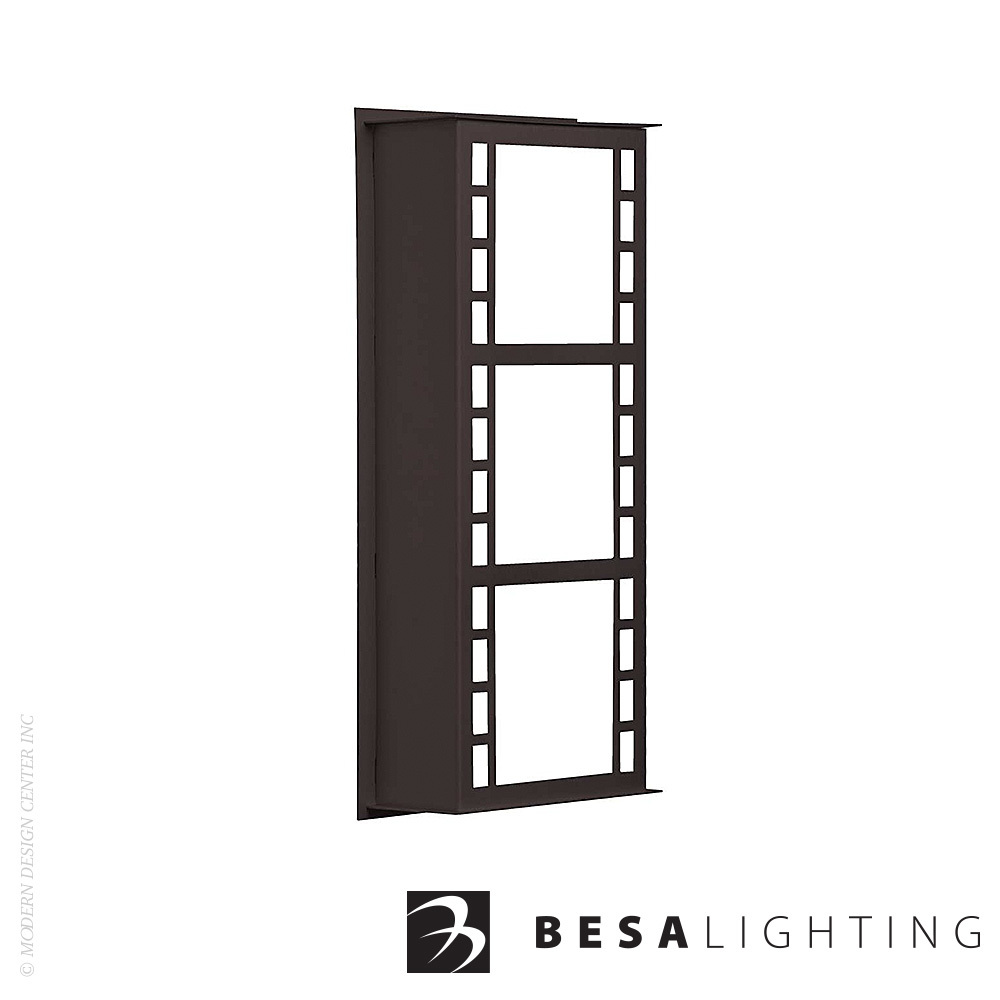 Napoli 16 Outdoor Wall Sconce | Besa Lighting