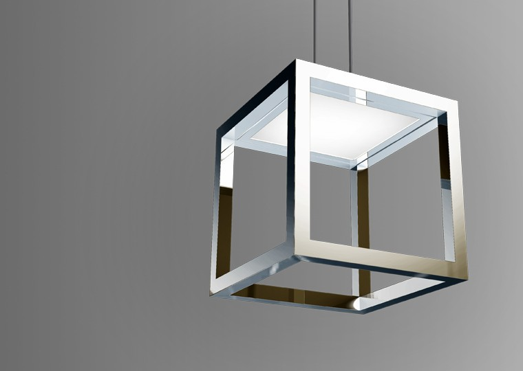 Boxer LED Pendant | Blackjack Lighting