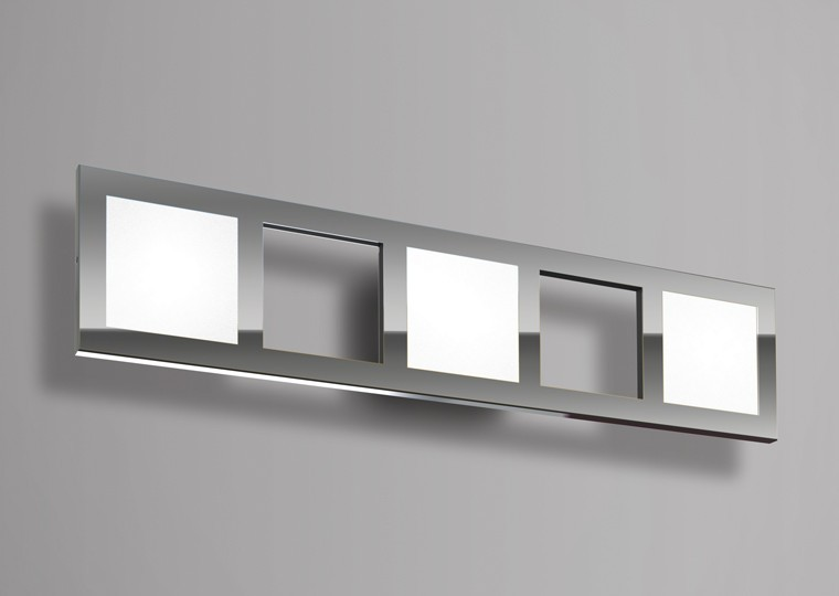Quadra LED Vanity Light | Blackjack Lighting