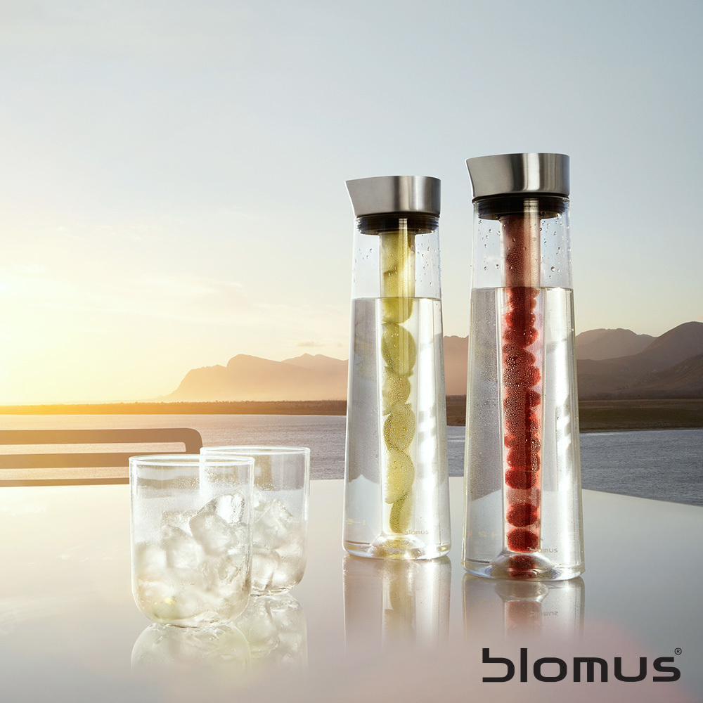 Acqua Cool Cooling Carafe | Blomus