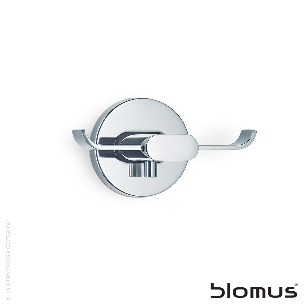 Areo Double Wall Hook | Blomus