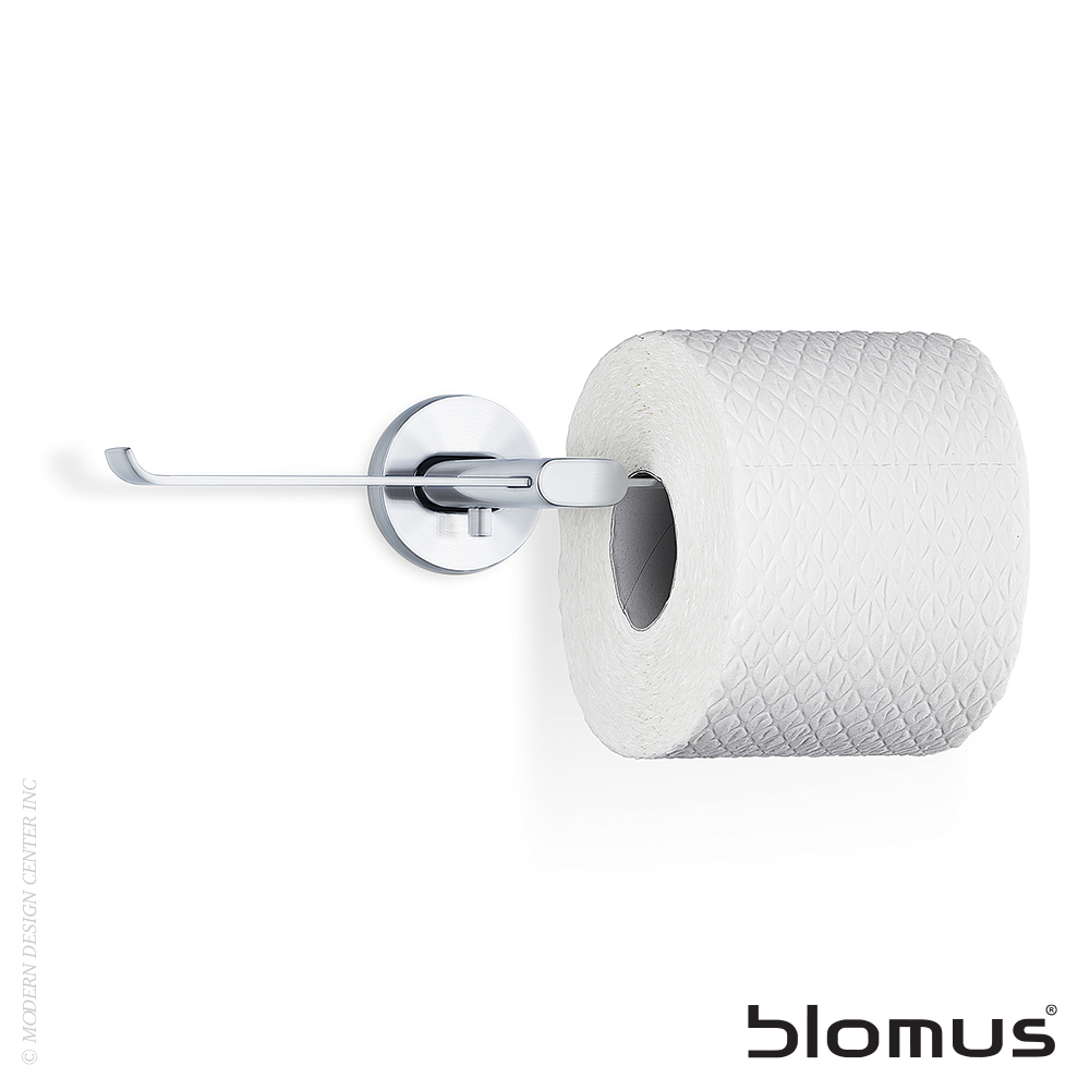 Areo Toilet Paper Holder 2 Roll Blomus