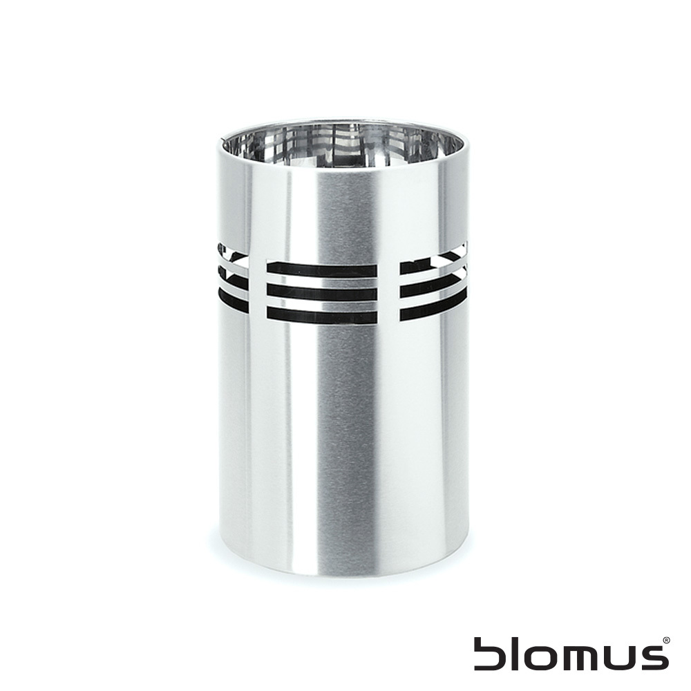 Slice Bathroom Bin | Blomus