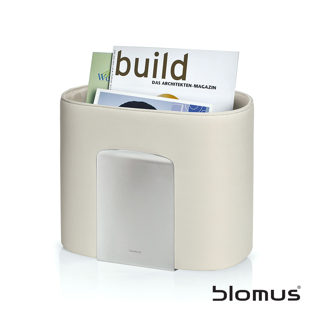 Spinta Magazine Rack | Blomus