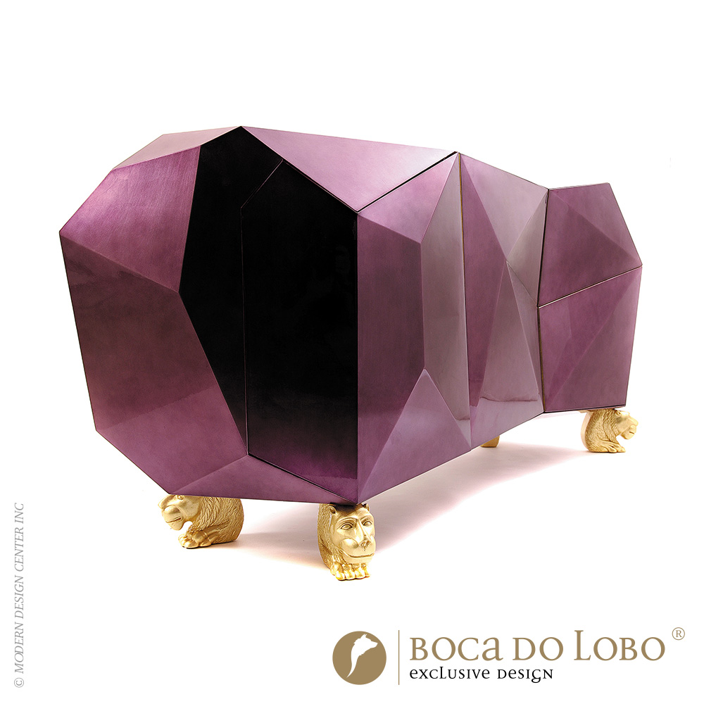 Diamond Amethyst Sideboard Limited Edition | Boca do Lobo
