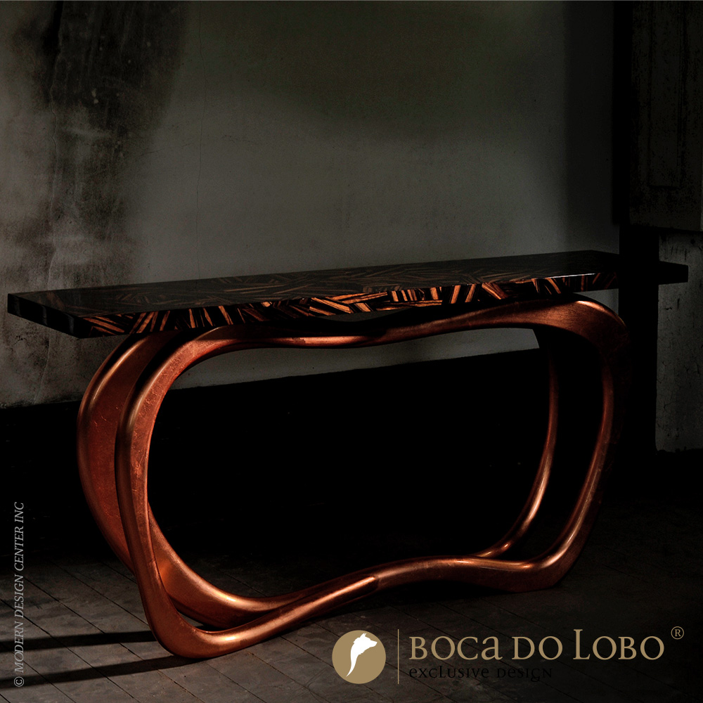 Infinity Console Coolors Collection | Boca do Lobo