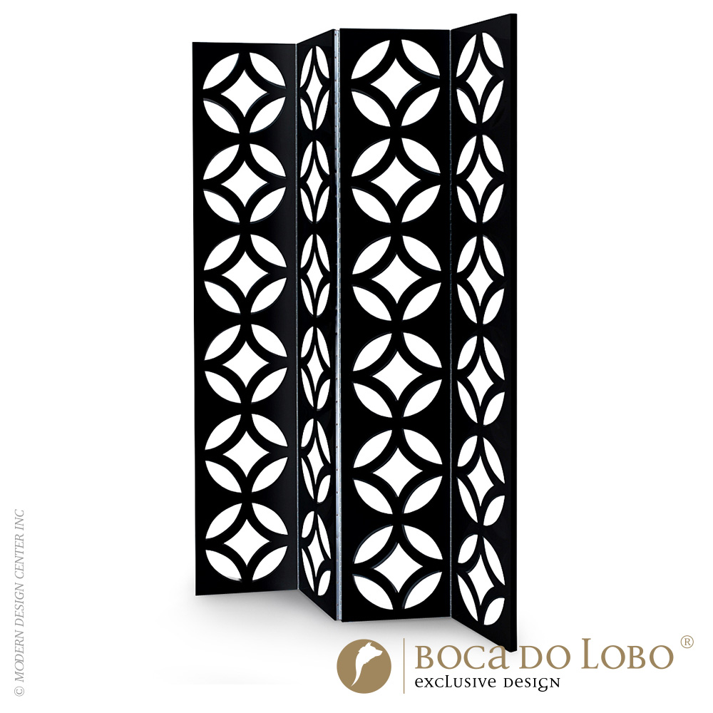 Jay Folding Screen Soho Collection | Boca do Lobo