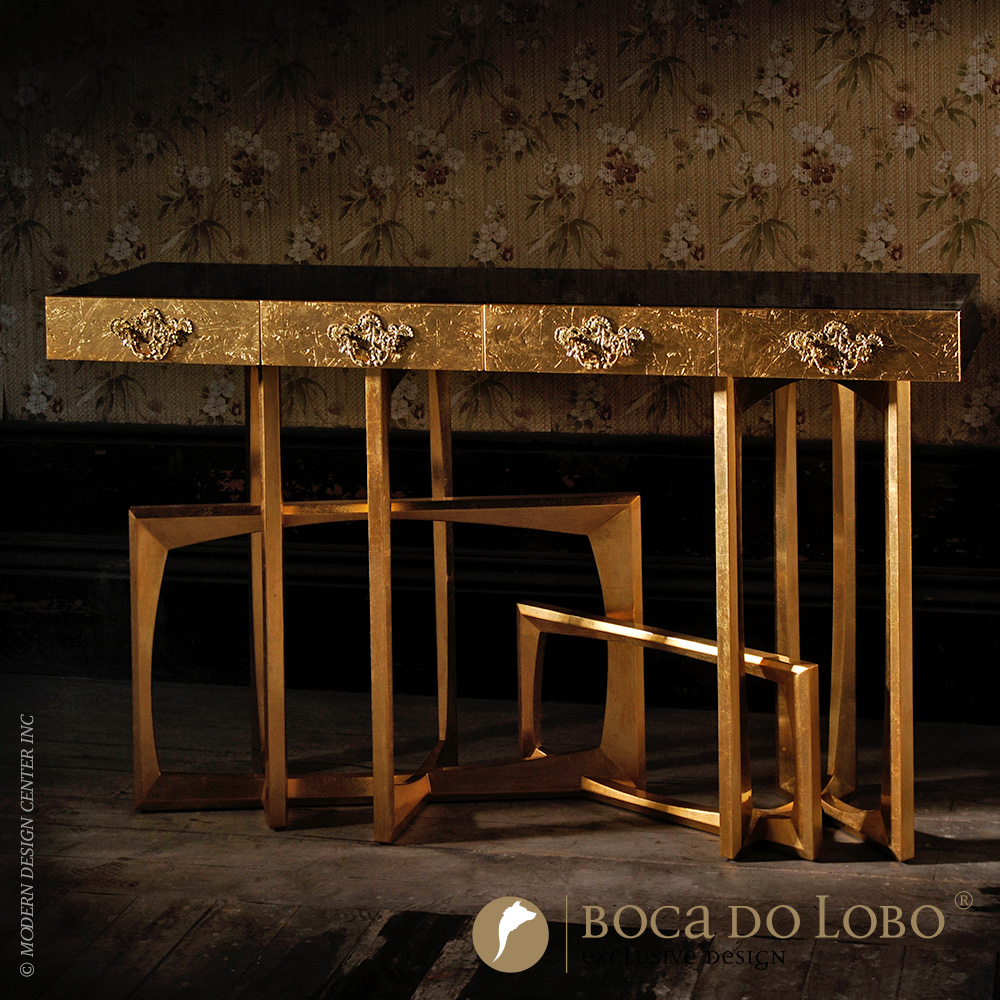 Metropolis Console Coolors Collection | Boca do Lobo