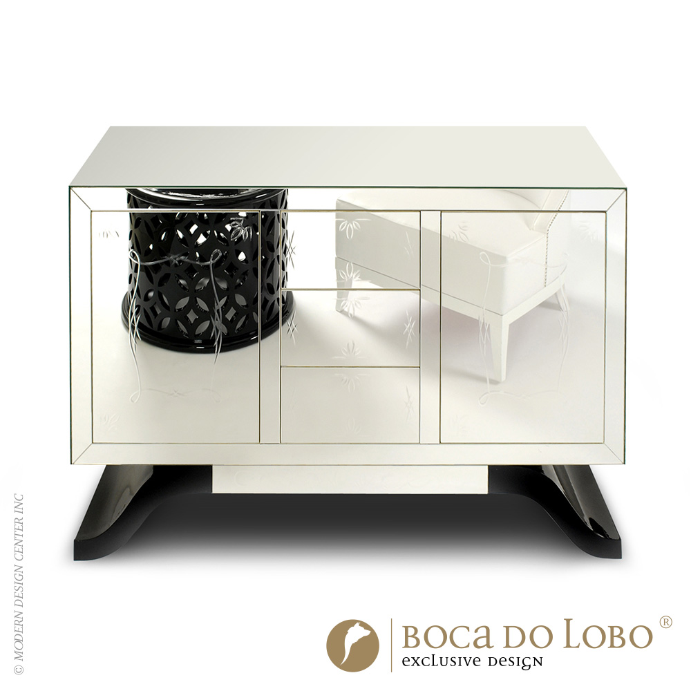 Metropolitan Sideboard Soho Collection | Boca do Lobo