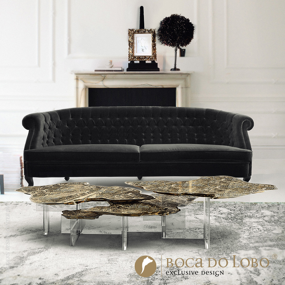 Monet Center Table Limited Edition | Boca do Lobo