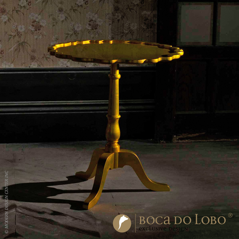 Shield Side Table Coolors Collection | Boca do Lobo