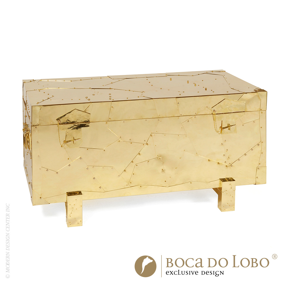 Tortuga Chest Limited Edition | Boca do Lobo