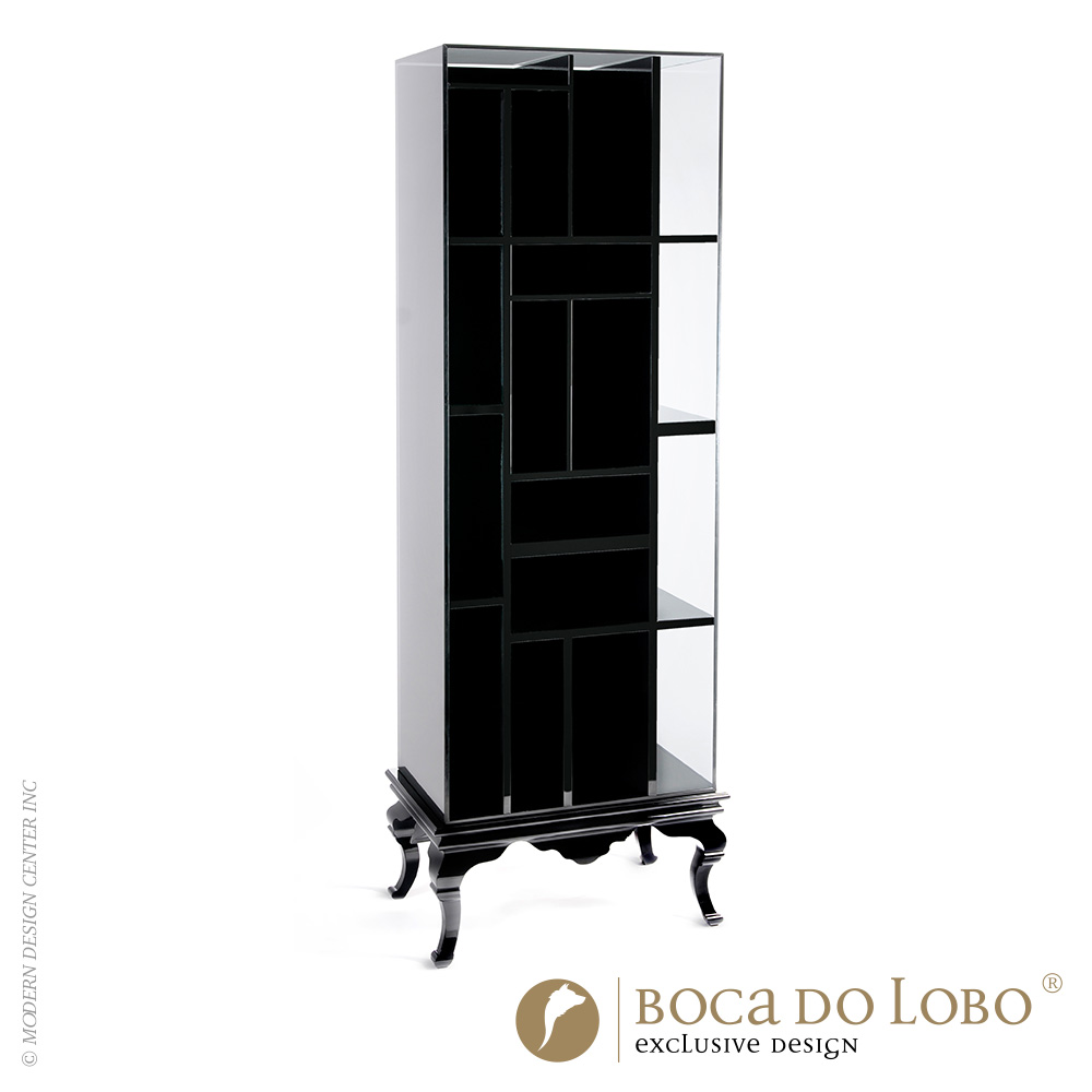 Tower Bookcase Coolors Collection | Boca do Lobo