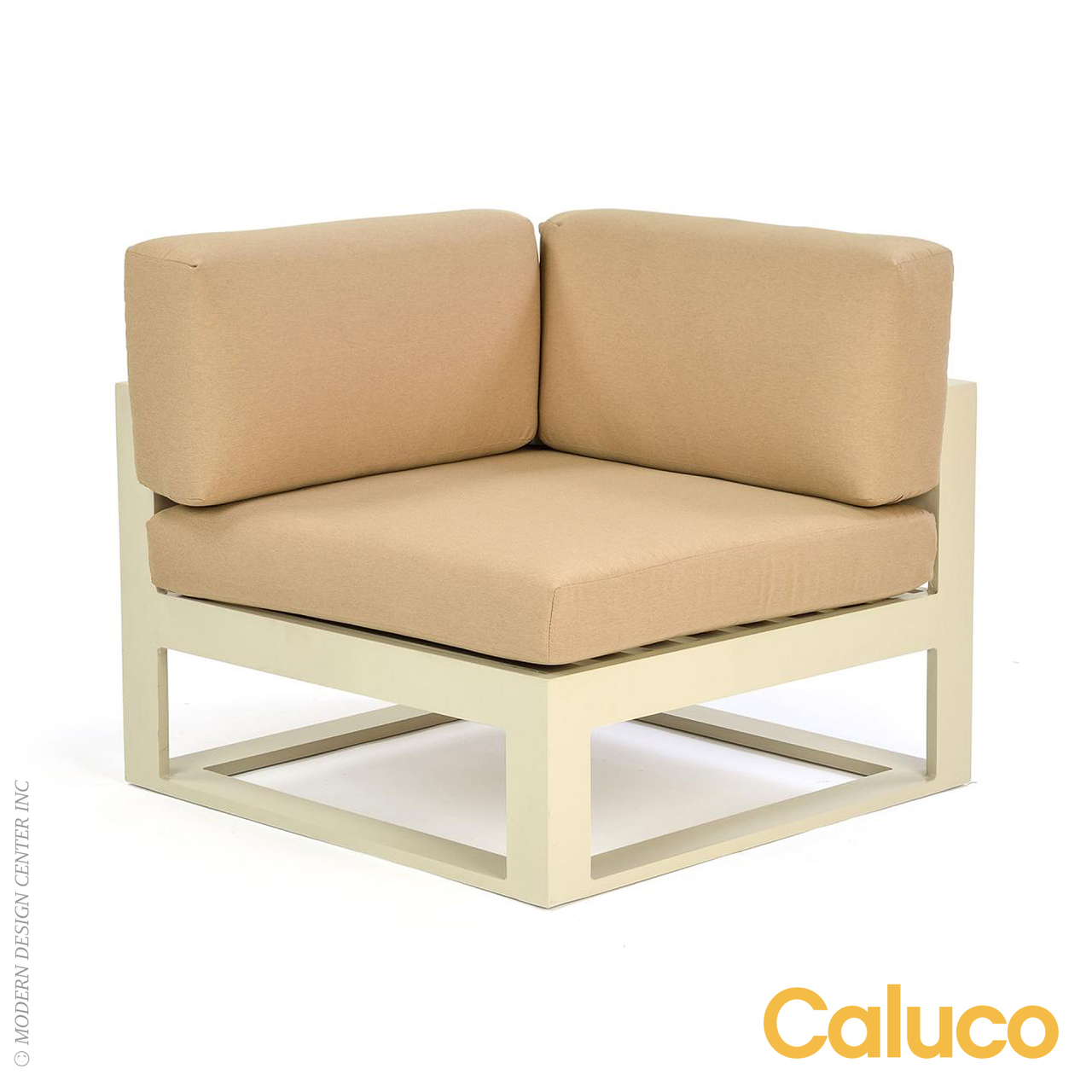 Space Sectional Corner | Caluco Patio Furniture