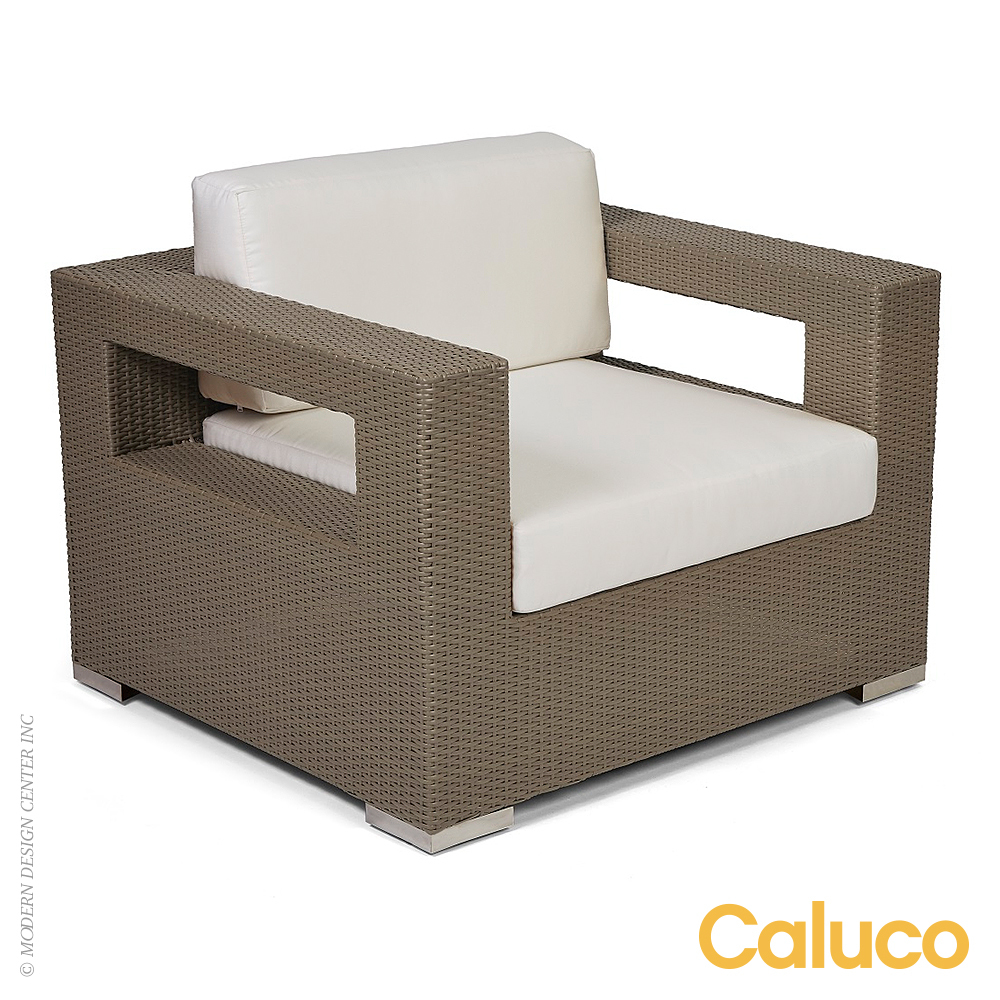 10 Tierra Club Chair | Caluco Patio Furniture