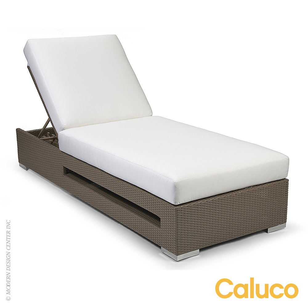 10 Tierra Single Chaise | Caluco Patio Furniture