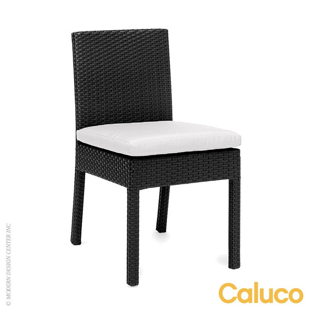 Dijon Dining Side Chair Set of 2 | Caluco Patio Furniture