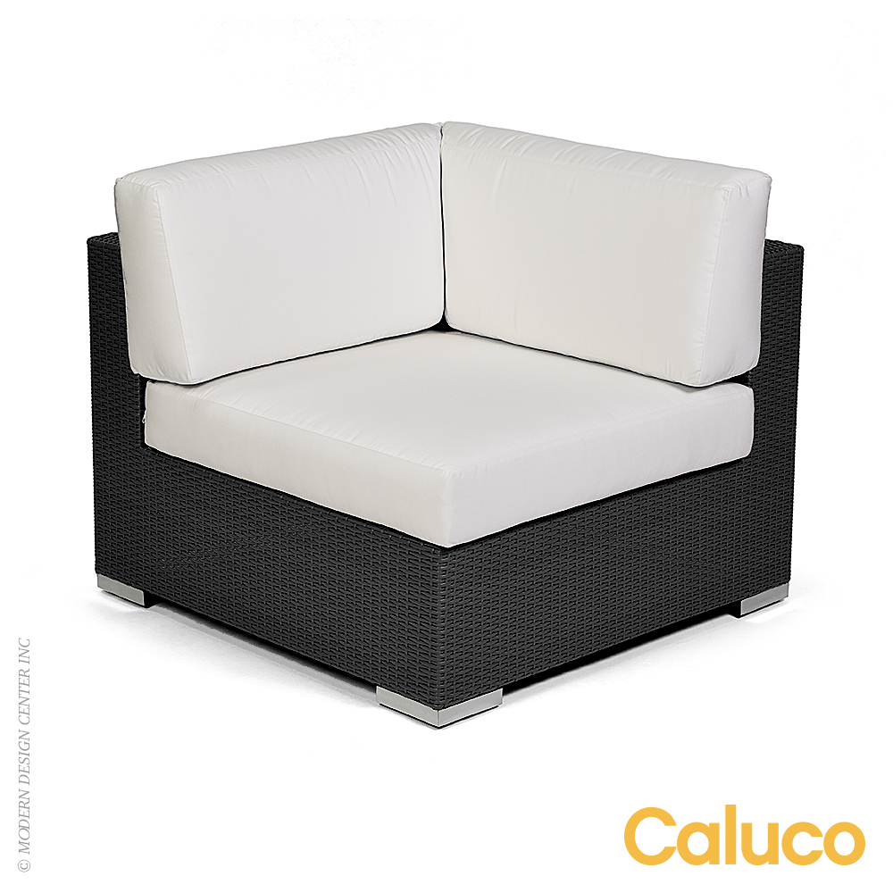 Dijon Sectional Corner Set of 2 | Caluco Patio Furniture