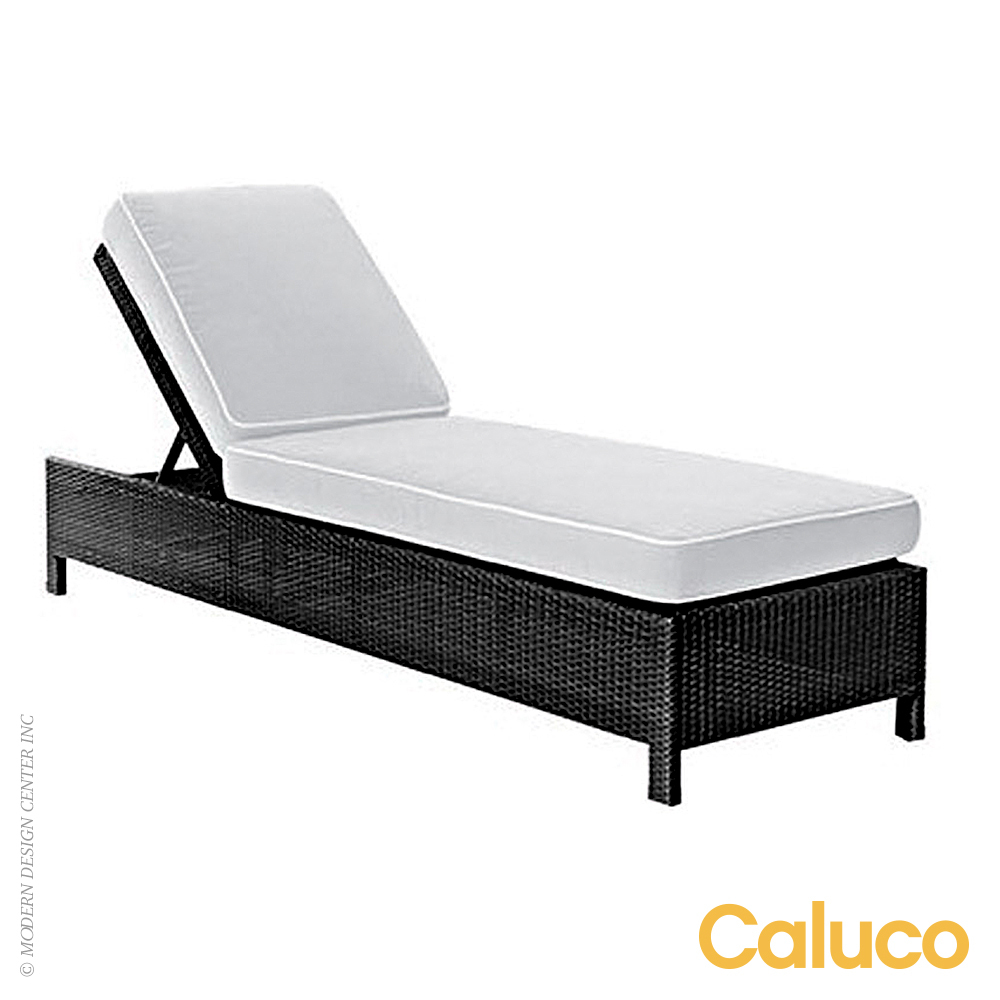 Dijon Single Chaise | Caluco Patio Furniture