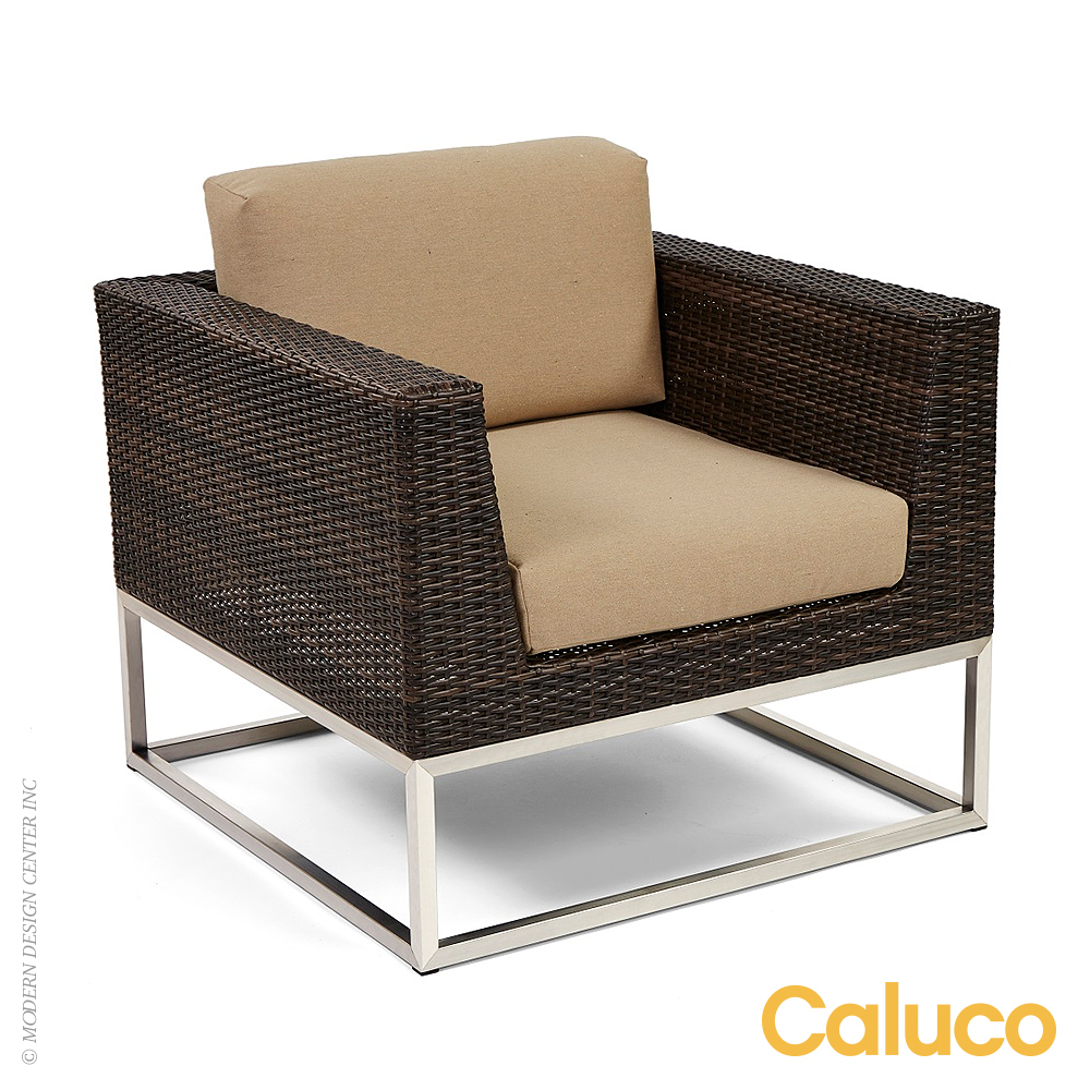 Mirabella Club Chair | Caluco Patio Furniture