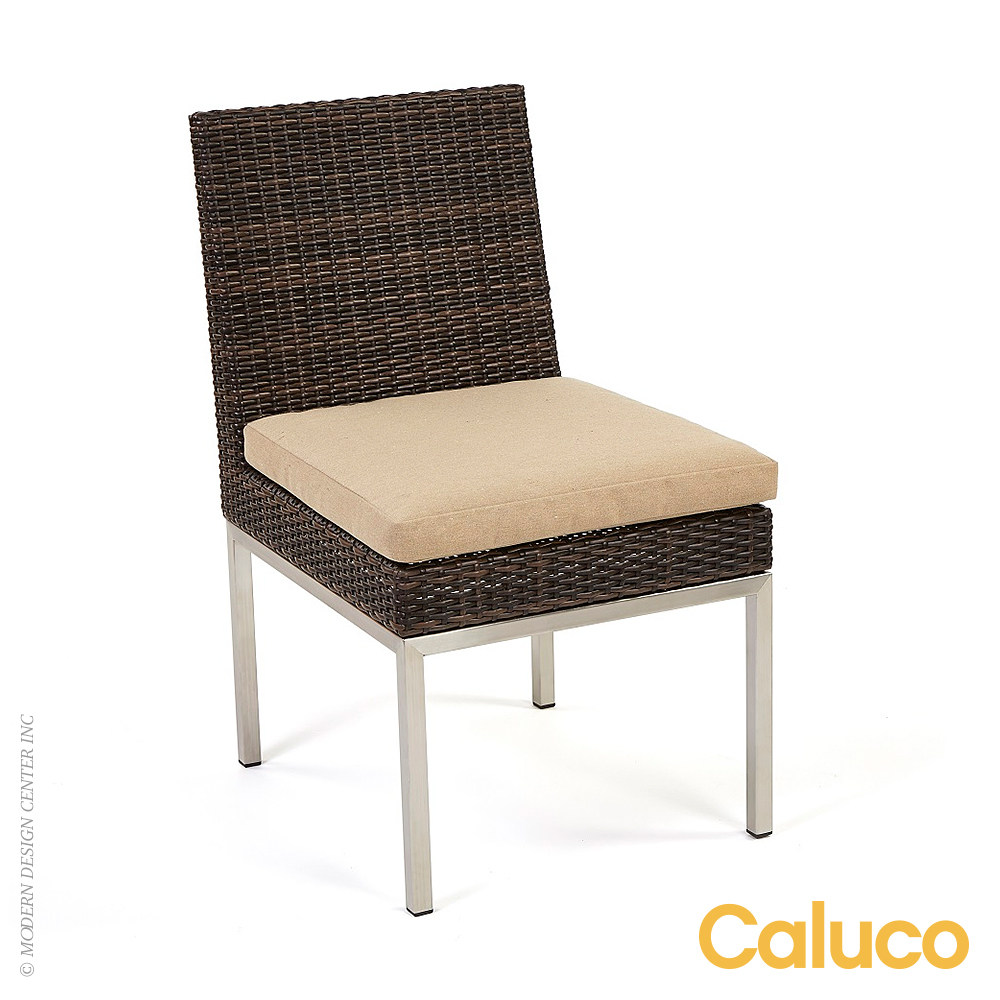 Mirabella Dining Side Chair Set of 2 | Caluco Patio Furniture