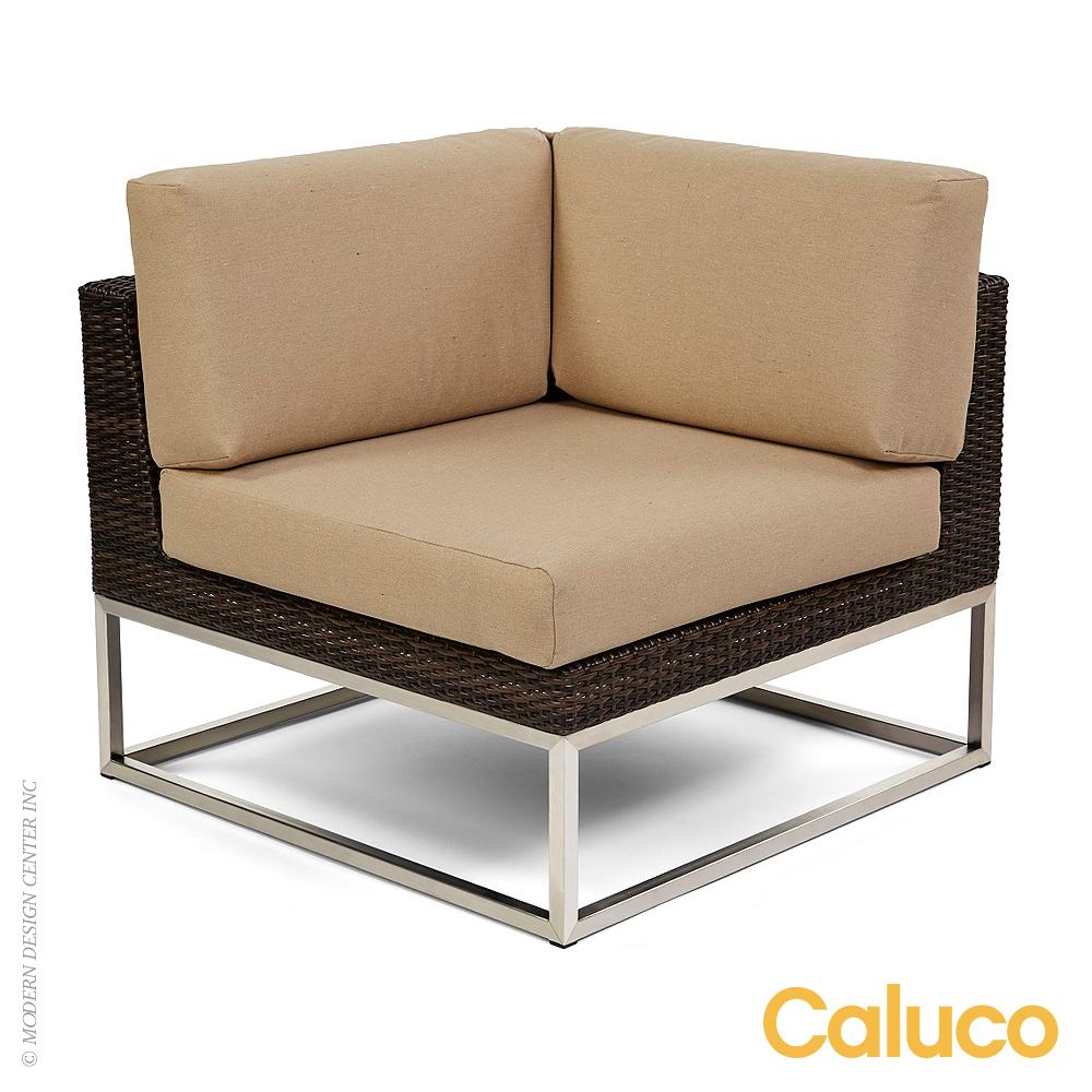 Mirabella Sectional Corner | Caluco Patio Furniture