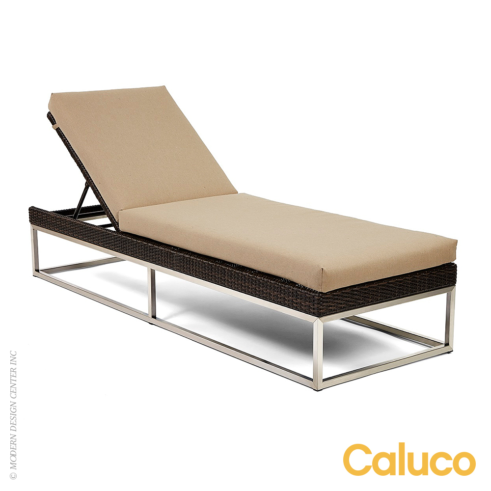 Mirabella Single Chaise | Caluco Patio Furniture