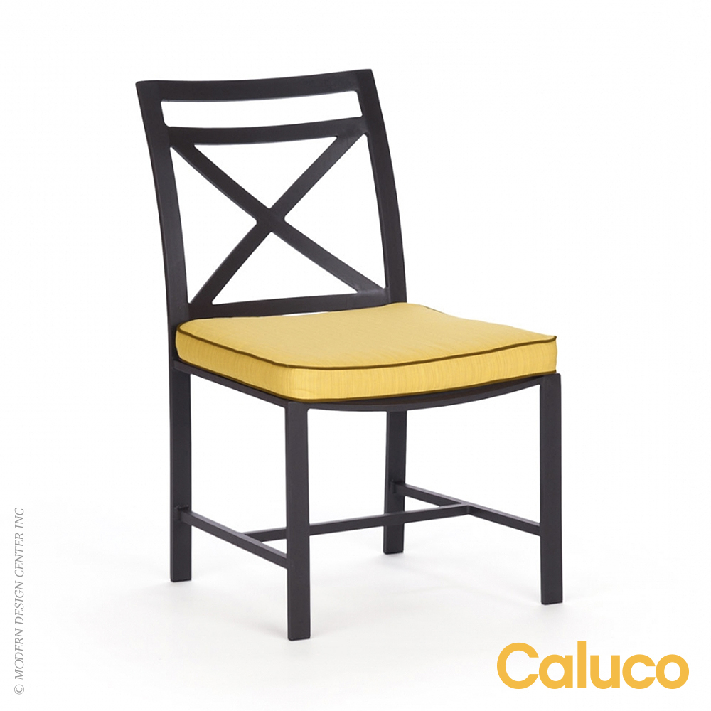 San Michelle Dining Side Chair Set of 2 | Caluco Patio Furniture