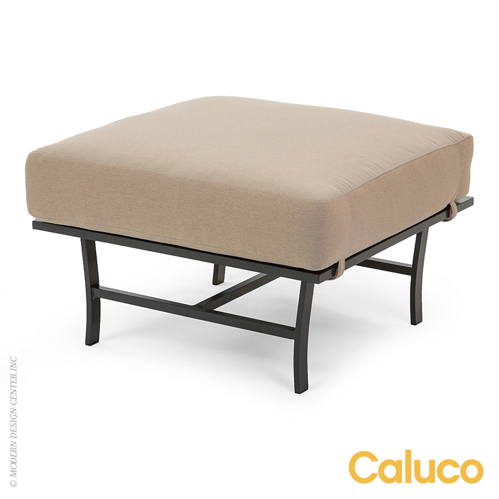 San Michelle Ottoman | Caluco Patio Furniture