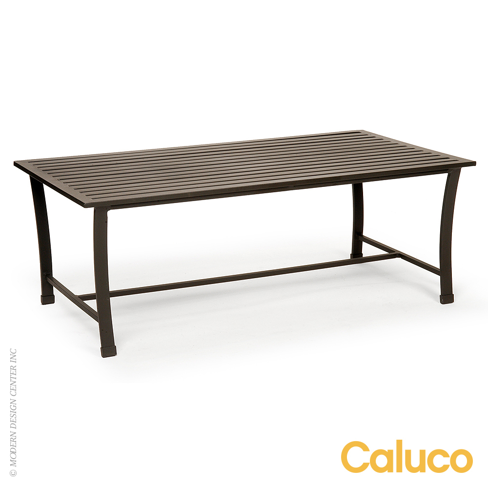 San Michelle Rectangle Coffee Table | Caluco Patio Furniture