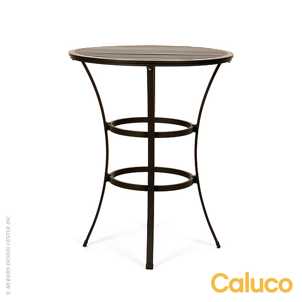 San Michelle Round Bar Table | Caluco Patio Furniture